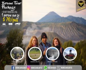Open Trip Bromo Start From Malang