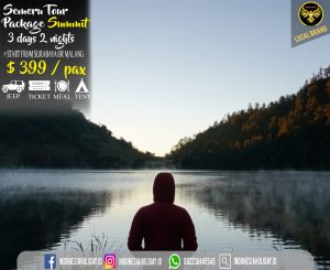 Mount Semeru Tour Package